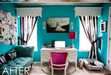 Home, Office Space / by Brigitte Rox