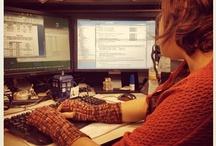 Work - PR, Writing, & Fed Life / by Brigitte Rox