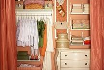 Home, Closet Space / by Brigitte Rox