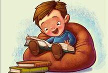 Reading / by Susan Lo