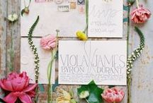 Cardstock & Calligraphy / by Madelyn Ulrich