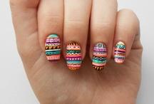 nails / by Olivia Vomero