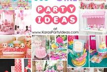 Izzy's 3rd Birthday Ideas / by Karen Albritton