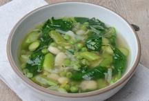 Soups / by Victoria Regan