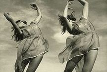 Let's Dance like no one is watching  / by Nathalie Lacombe