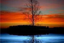 Sunrise/Sunset/Moon & Stars / by Vicky Logan