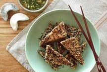 Tofu / Meat Substitutes / by Victoria Regan
