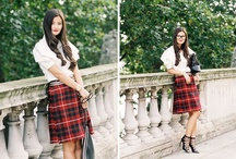 Street Style / by Catherine Parkinson