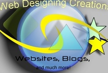 Techonology / Need a WEBSITE or help with TECHNOLOGY?  Try Web Designing Creations! 541-337-8013 / by Lynne Nelson