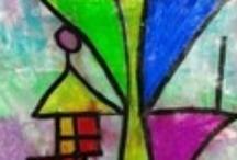 Art & Klee & Things / by Rasp Berry