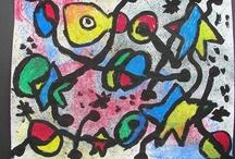 Art & Miro & Things / by Rasp Berry