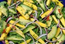 Salads / by Sherry Ortega
