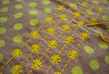 sew:  stitchery. / by autumn keener    orangeautumn.com