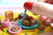 teeny tiny things. / miniatures. tiny little things. dolls. + things to make you go squee.  / by autumn keener || orangeautumn.com