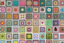 Crochet Square Patterns / by Ameé Bailey-Speck