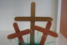 Easter Crafts / by Ashley Hallinan-Cecil
