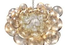 Lighting / statement lighting is my favorite / by Traci Zeller