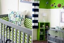 birth :: boy nursery / Baby boy nurseries don't have to be boring. Have a look at these gorgeous rooms just perfect for your little man! / by Birth Australia