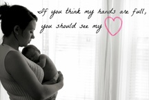 birth :: words / We all need some inspirational words sometimes to pick us up when we're feeling down.  Have a read through these if you need to smile. / by Birth Australia
