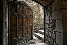 the doors / by kasey in portland