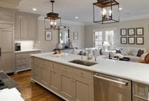 Kitchens / by Chasie Abbey
