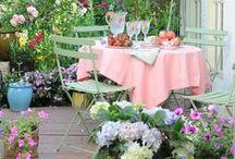 Gardens / by onespeckledhen ...