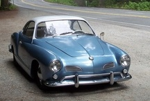 """Volkswagens~Love Them / My """"Love Affair"""" with Volkswagens began in 1971 when I got my first 1967 Yellow Karmann Ghia. Since I've owned five Ghia's, and a 1967 VW Camper. My brother owns Performance Work Shop and makes Steve Tims' Heads!  / by Tricia Sellers-Jensen"""