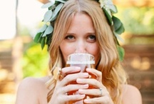Beer + Wedding = Awesome! / We agree: beer belongs at weddings! We live and work in the mecca of craft beer: San Diego, and we can't help but love our beer! Take a peek at some of the best craft brew around, and find some wonderful ways to incorporate it in your wedding! - Blue Petyl Bouquets / by Blue Petyl