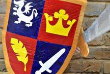 church - Kingdom / general medieval ideas  / by Becky Ellis