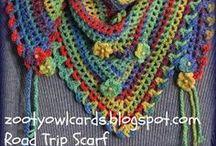 Crochet Shawls-Scarfs-Cowls-Ponchos / by onespeckledhen ...