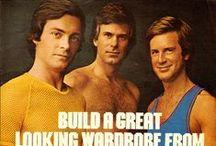 Vintage Men's Underwear Ads / by Freshpair
