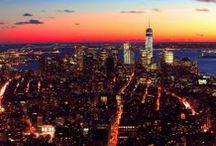 NEW YORK  / by Christine Davis