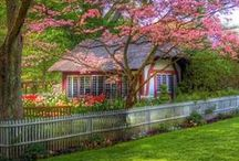 Small Cottages / by Jeannie Densmore-Blankenship