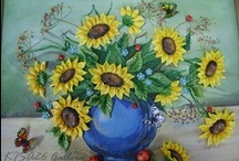 SUNFLOWER & DAISIES LOVER / by Fatima Ferreira