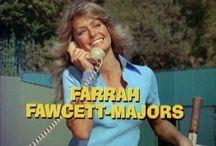 Farrah Fawcett / Loved her / by Julia Carswell Sweitzer