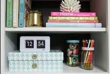 Home Office Ideas / by Tracy T