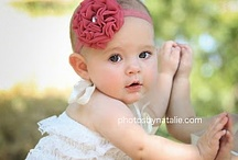 Baby Girl wish list / Things I want for baby girl and ideas for her nursery / by Baby Dickey
