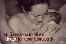 birth / All about pregnancy, labor and delivery, and birth - naturally minded with info on midwives, doulas, c-sections, VBACs, homebirth, and more / by Baby Dickey