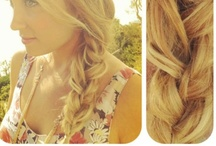 Hairstyles & Beauty / by Stephanie Rees Brown