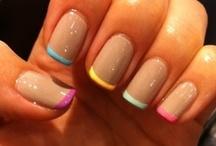 Pretty Nails / by Stephanie Rees Brown