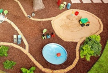 backyard / Fun ideas for kids in the backyard / by Baby Dickey