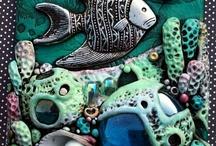 HS Art Class- Ceramics / by Stephanie Rees Brown