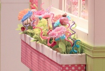 Kids' Rooms / Decor ideas for kids' rooms, nurseries, play rooms / by Baby Dickey