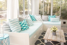 Porch / Home Decor: decorating ideas for your porch / by Baby Dickey