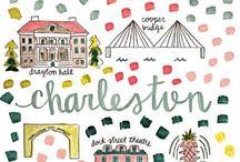 C H A R L E S T O N / Love for my city :) / by Nichole Dunst