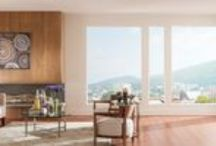 Let in Natural Light / Beautiful windows letting in natural light, enjoying natural light around the home.  / by Milgard Windows & Doors