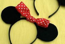 Disney Party / by Baby Dickey