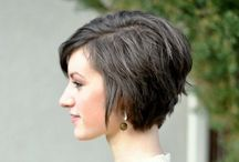 hair ideas  / by Ashley McMillan