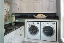 Laundry room, Dining room, etc. / by Jacque Walters