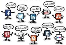 Social Media / #socialmedia #tips #smallbusiness #networking #technology  / by Naini Nakagawa